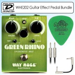 Dunlop Green Rhino Electronic Guitar Effects Pedal Kit