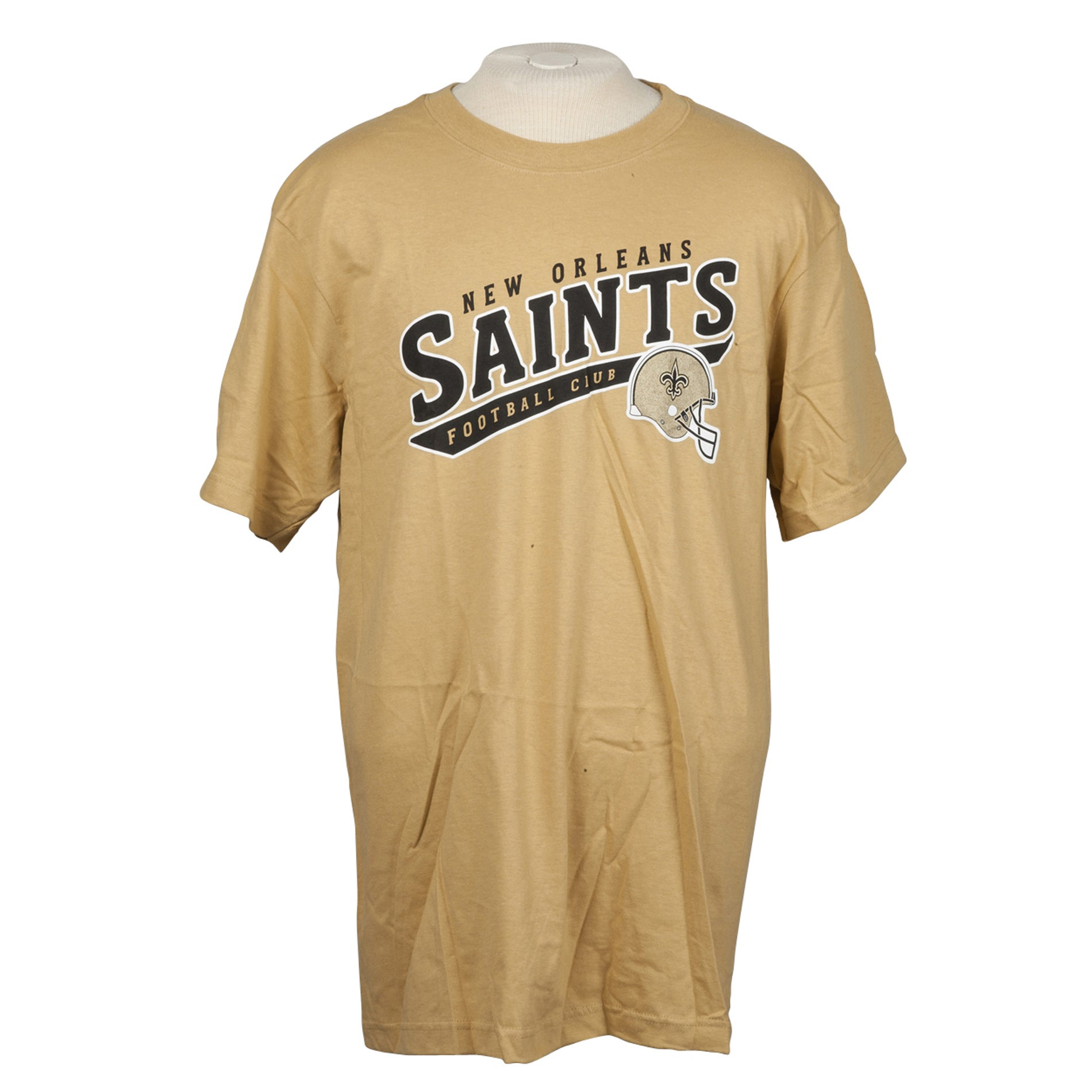 Reebok New Orleans Saints Tan Team T-shirt