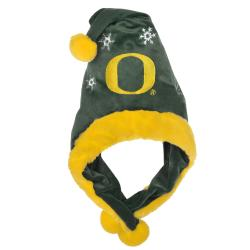 Oregon Ducks Thematic Santa Hat