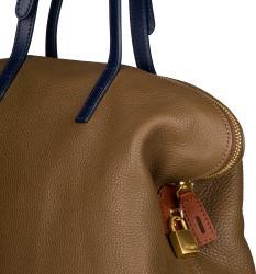 ce72ee85d4f0 Fendi  Silvana 2Bag Colorblock  Leather Tote Bag Fendi Designer Handbags
