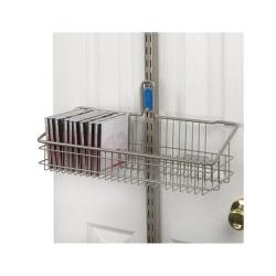 Organized Living freedomRail Over-the-Door CD/DVD Basket
