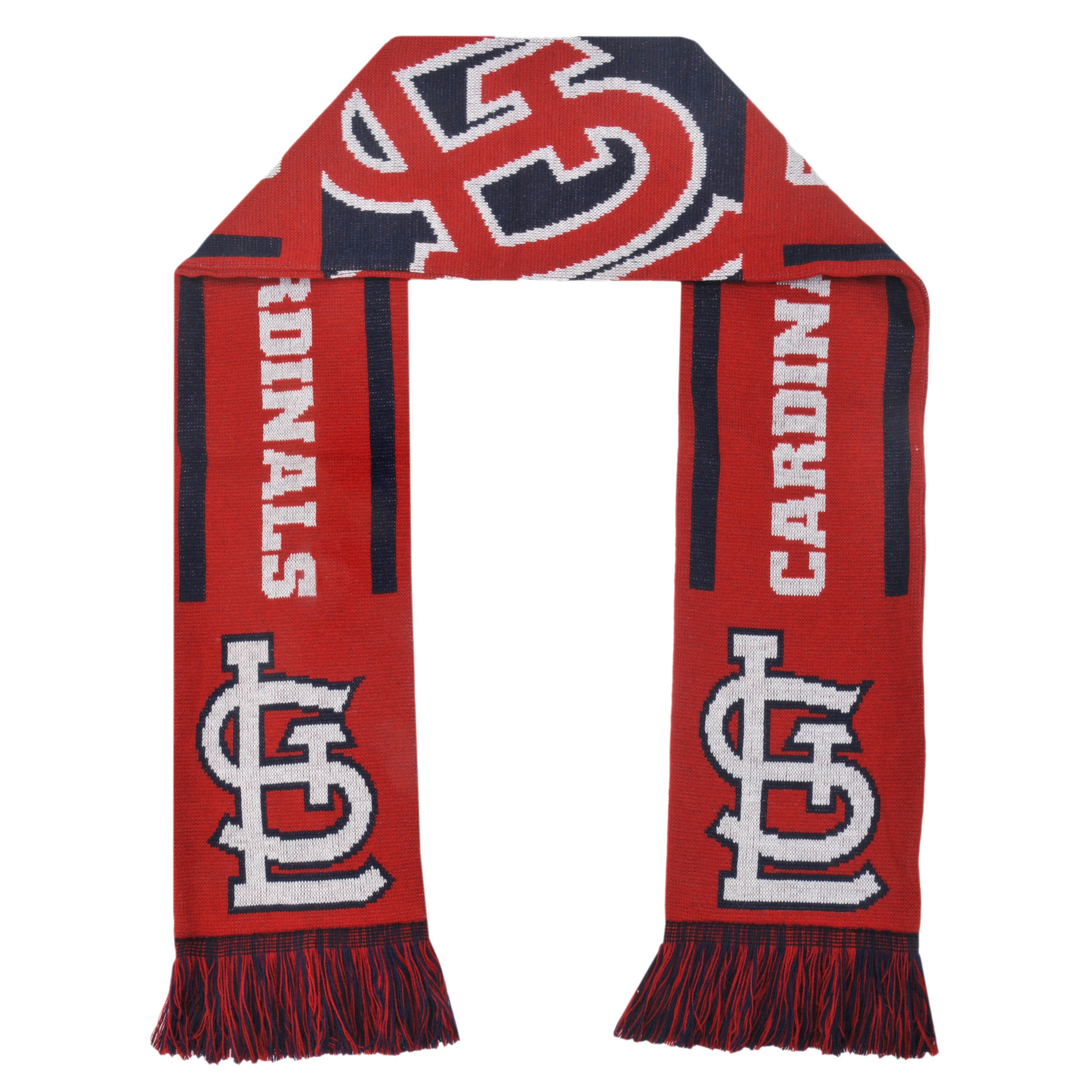 St. Louis Cardinals Acrylic MLB Scarf