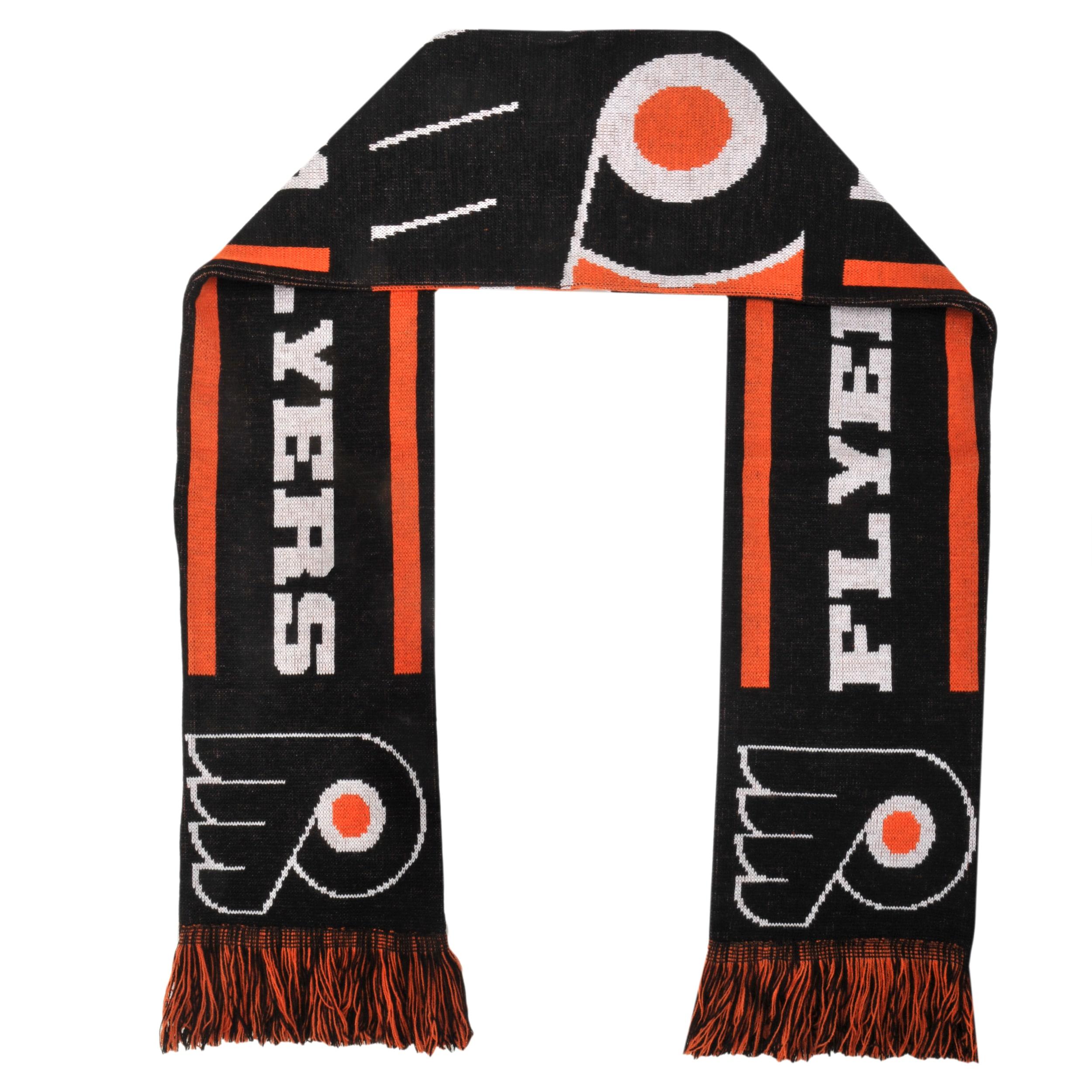 Philadelphia Flyers Acrylic NHL Scarf