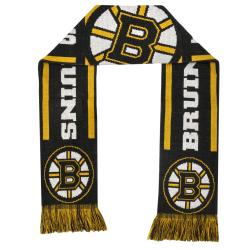 Boston Bruins Acrylic NHL Scarf