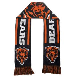 Chicago Bears Acrylic NFL Scarf