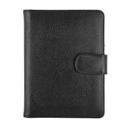 Premium Portfolio Leatherette Case for the Amazon Kindle 4th Generation