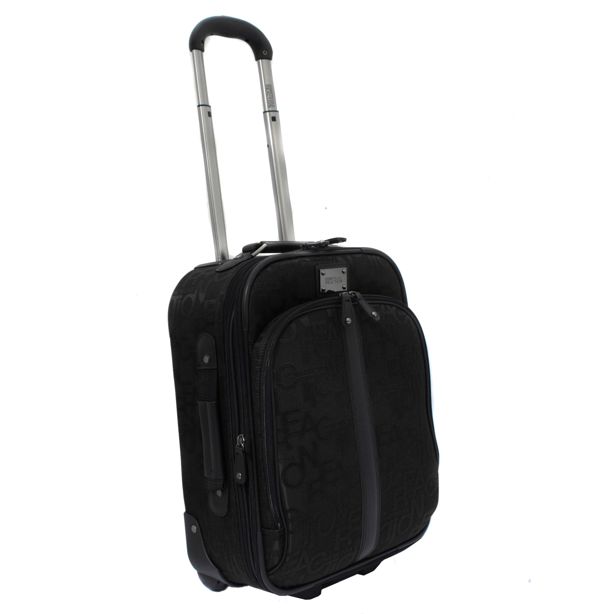 Kenneth Cole Reaction 'Taking Flight' 17-inch Black Expandable Carry-On Upright