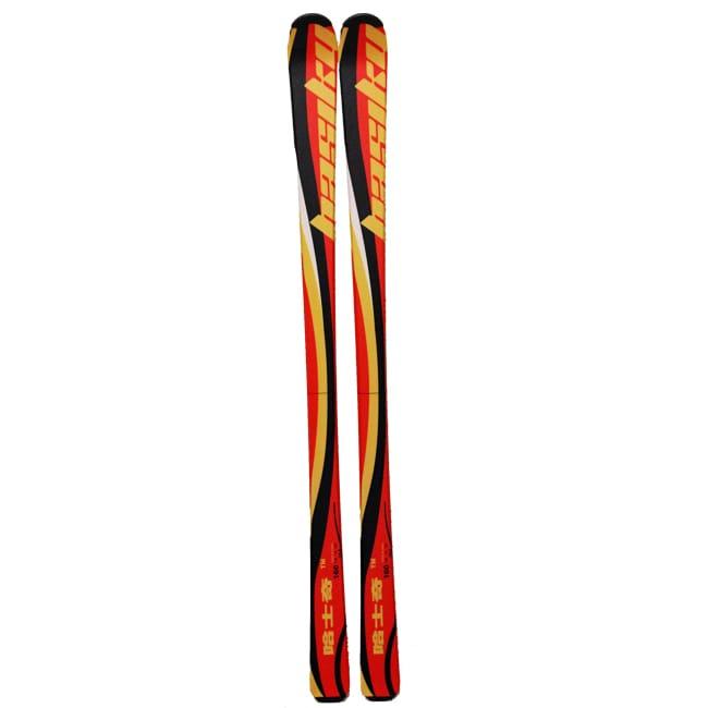 SVP dr. Tech 163cm Red/ Black/ Yellow Skis