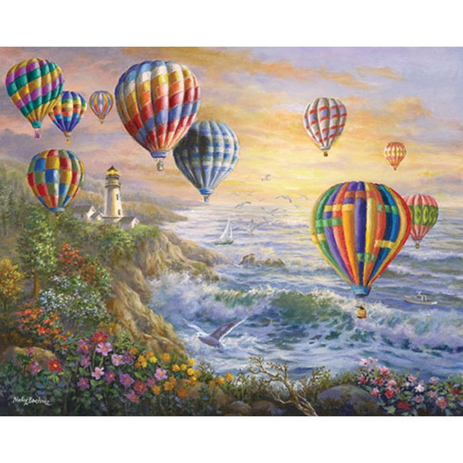 Festival of Balloons 1000-piece Jigsaw Puzzle