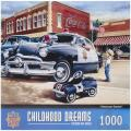 Policeman Dreams 1000-piece Jigsaw Puzzle