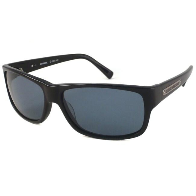 Harley Davidson HDX 802 Men's Wrap Sunglasses