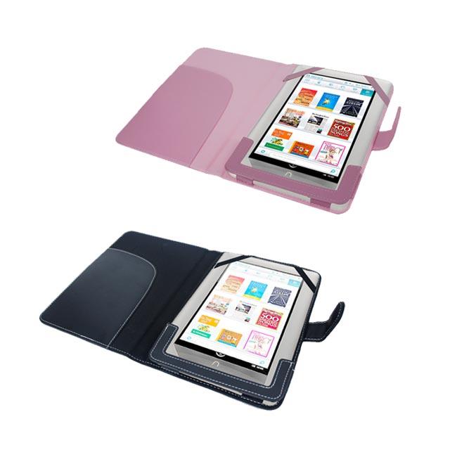 SKQUE Barnes & Noble Nook Color/ Nook Tablet Leather Case