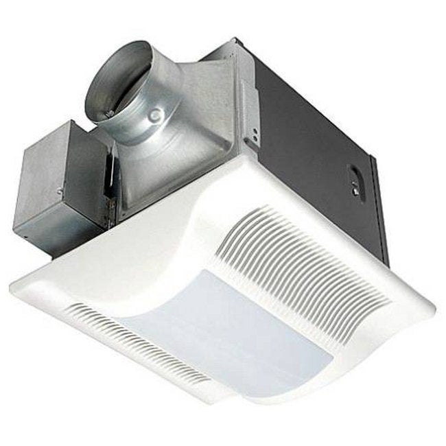 Panasonic whisper green 80 cfm bath fan 14030518 - Panasonic bathroom ventilation fans ...