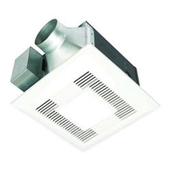 panasonic whisperlite 80 cfm vent fan with light 14030519. Black Bedroom Furniture Sets. Home Design Ideas