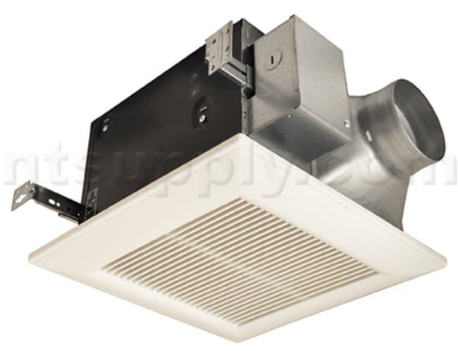 panasonic whisper green 50 cfm bathroom fan 14032778