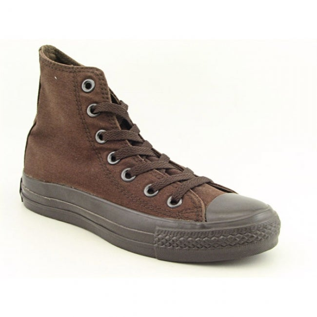 Converse Women's 'Chuck Taylor' Brown Shoes (Size 5)