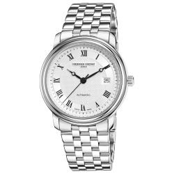 Frederique Constant Men's 'Classics' Stainless Steel Watch