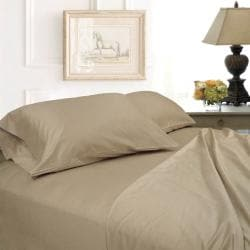 Westone Home Collection Cotton Sateen Deep Pocket Twin Sheet Sets