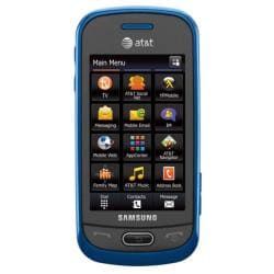 Samsung Eternity II GSM Unlocked Cell Phone (Refurbished)