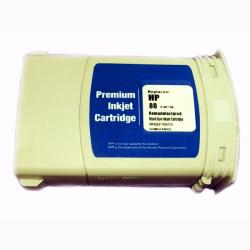 HP 80 Black Ink Tank (Remanufactured)