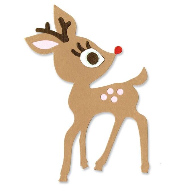 Sizzix 'Deer' Bigz Die