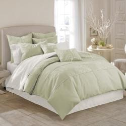 Lerba Shadow Branch 3-piece King-size Duvet Cover Set