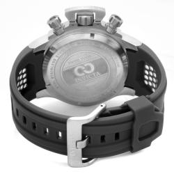 Invicta Men's 'Corduba' Dark Grey Chronograph Watch