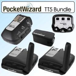 Pocket Wizard Flex Transceivers TT5 -801150 Kit