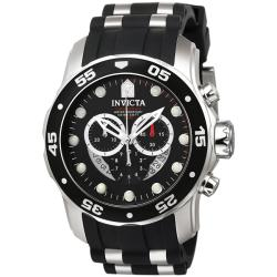 The Invicta watches are