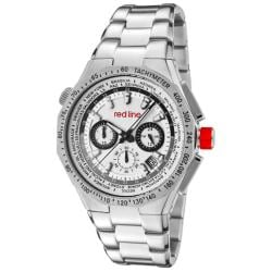 Red Line Men's 'Travel' Stainless Steel Watch