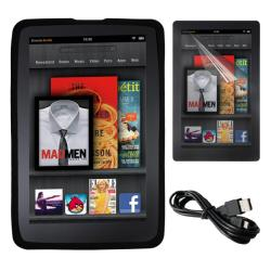 Kindle Fire Screen Protector And Case