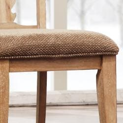 Provence Key Hole Back Side Chair (Set of 2)