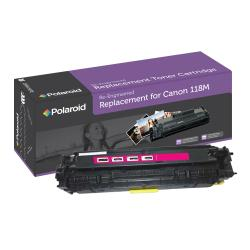 Canon 118M Magenta Toner Cartridge by Polaroid (Remanufactured)