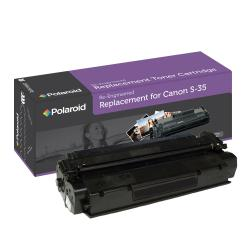 Canon S35 Black Toner Cartridge by Polaroid (Remanufactured)