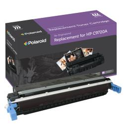 HP 641A Black Toner Cartridge by Polaroid (Remanufactured)