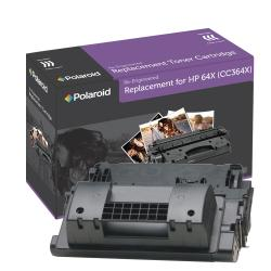 HP 64X Black Toner Cartridge by Polaroid (Remanufactured)