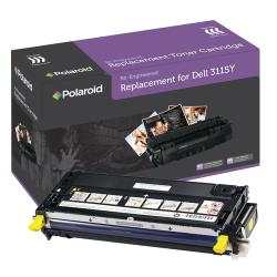 Dell 3110cn/3115cn Yellow Toner Cartridge by Polaroid (Remanufactured)