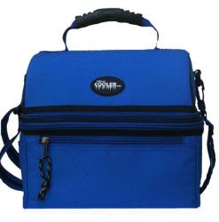 California Cooler Deluxe Royal Blue Insulated Lunch Cooler Bag