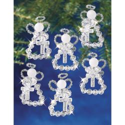 Holy Angels Holiday Beaded Ornament Kit