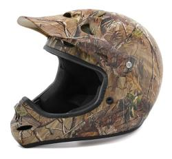 Raider RealTree APG MX Helmet