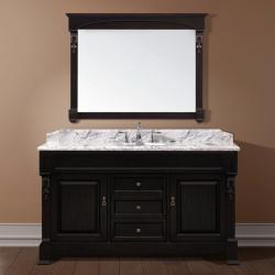 Aberdeen 60-inch Single-sink Bathroom Vanity Set