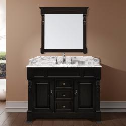 Virtu USA Huntshire 48-inch Single Sink Bathroom Vanity Set