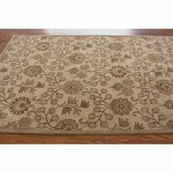nuLOOM Handmade Persian New Zealand Wool Rug (5' x 8')