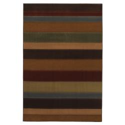 Ellsworth Brown Rug (5'3 x 7'10)
