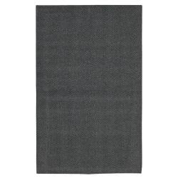 Calliope Berber Charcoal Grey Rug (3'4 x 5')