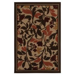 Westbrooke Brown Rug (5' x 7')