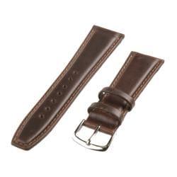 Republic Men's Brown Oil Tan Leather Watch Strap