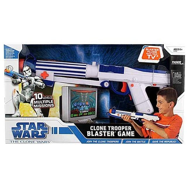 Star Wars Clone Wars Plug N Play Game