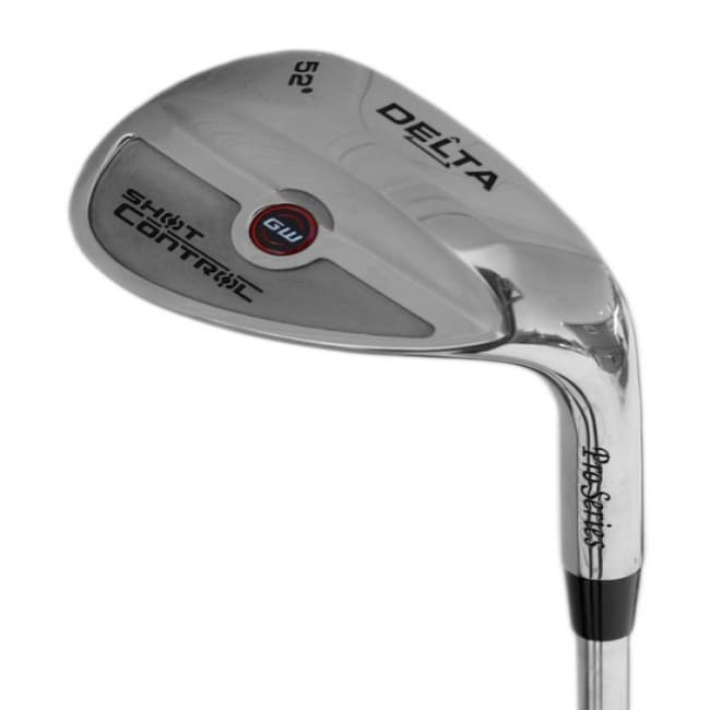 Delta Golf Men's 52 and 56 Degree Wedge Set