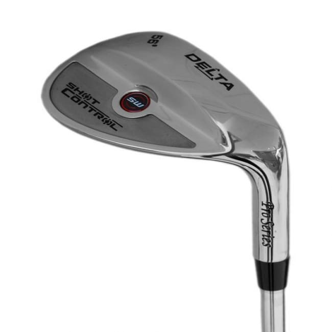 Delta Golf Men's Right Hand 56 and 60 Degree Wedge Set